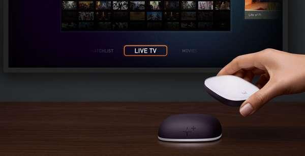 Sleek Omni-Television Boxes