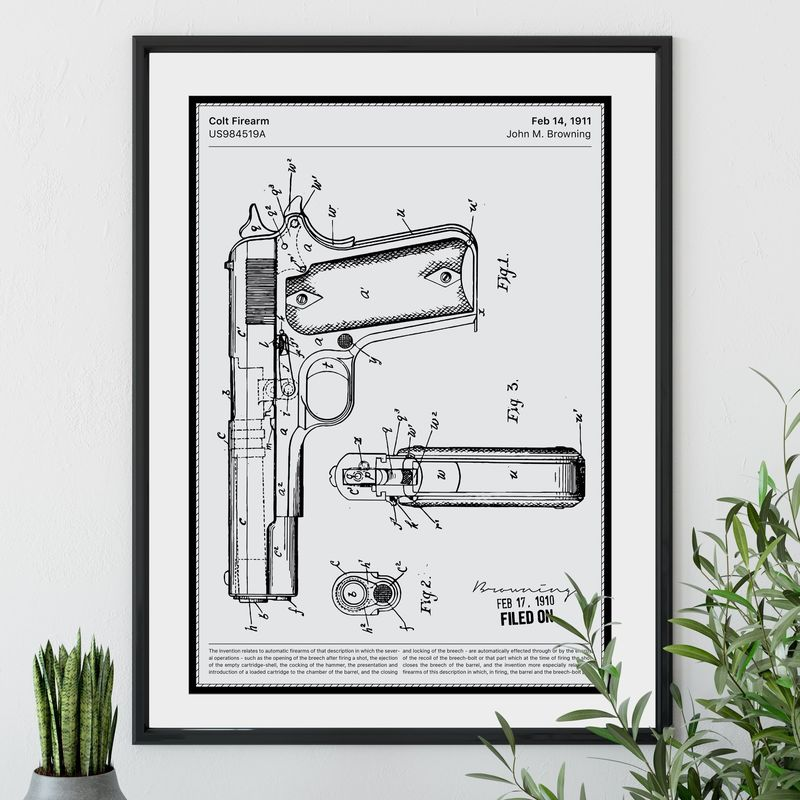 Influential Patent Prints