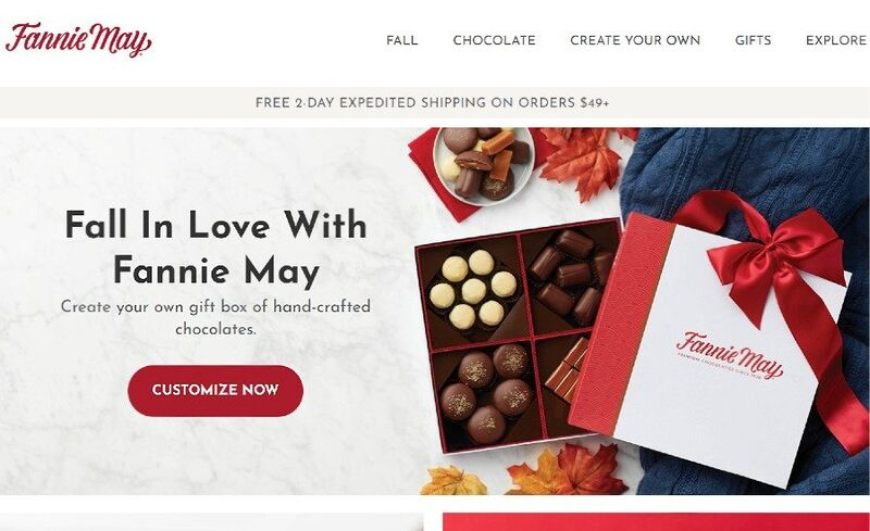 Online Direct-to-Consumer Sweet Shops