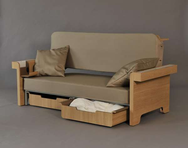 Four-in-One Furniture Designs