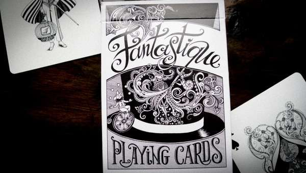 Houdin-Inspired Gambling Decks