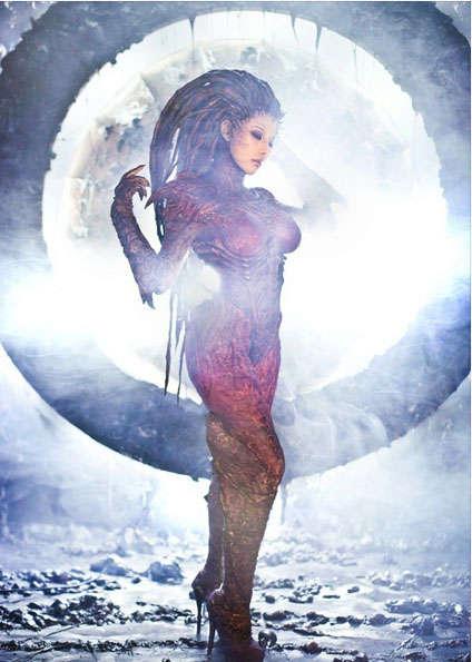Stunning Sci-Fi Fantasy Costumes