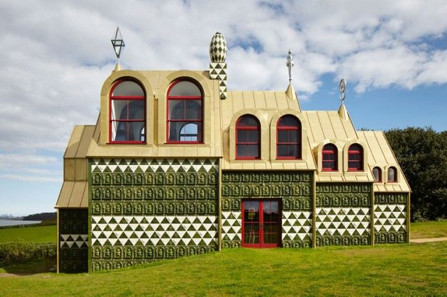 Whimsical Fantasy Homes