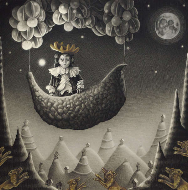 Otherworldly Fairytale Artwork