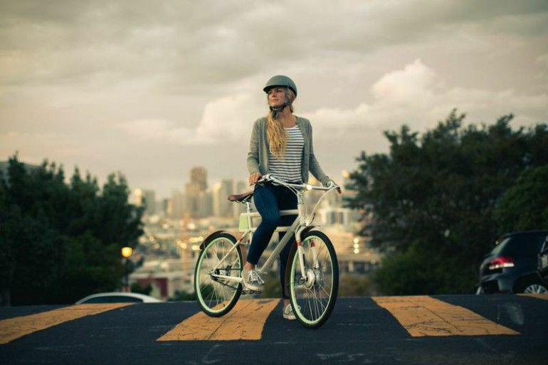 Stylish E-Bikes