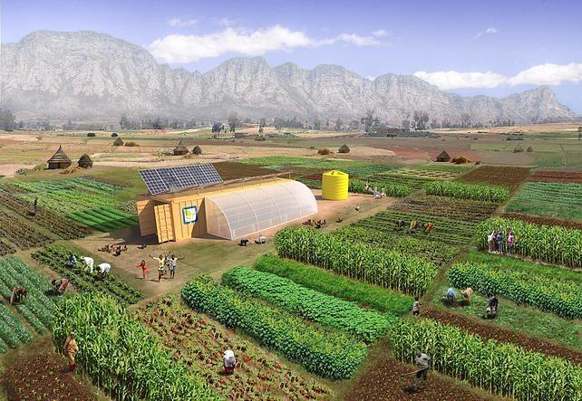 Comprehensive Farming Kits