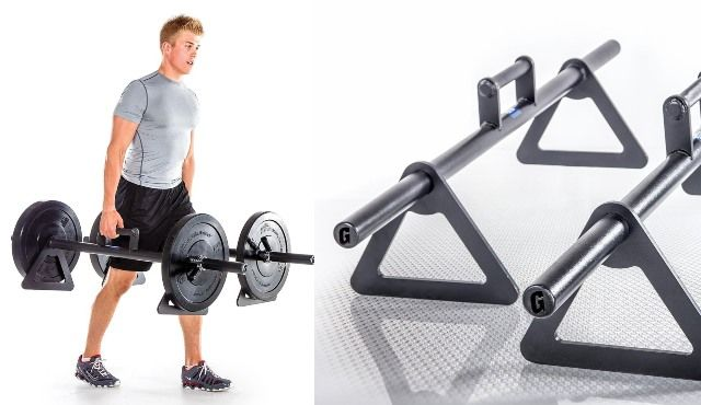 Specialized Weight Training Bars