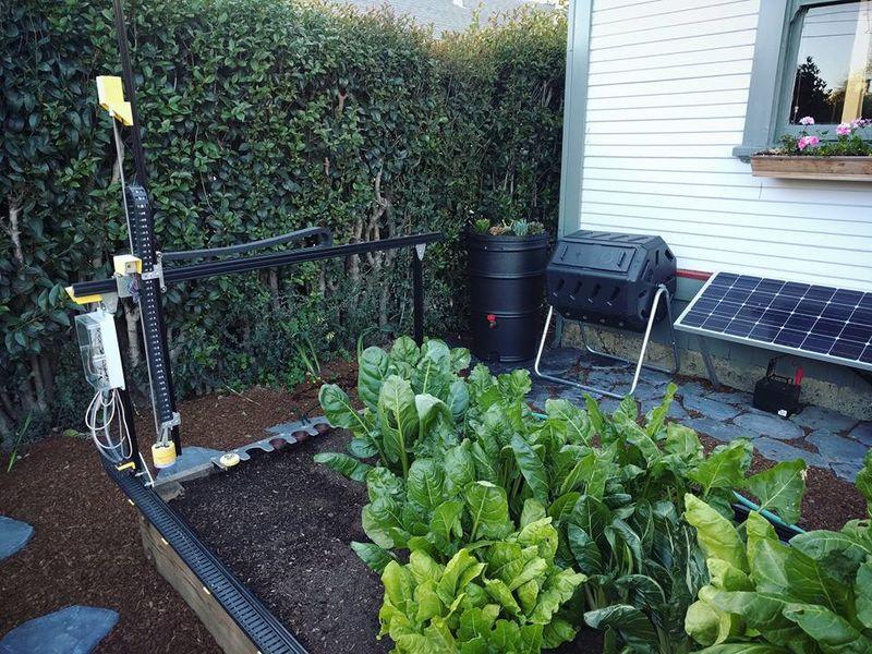 Autonomous Robotic Gardeners