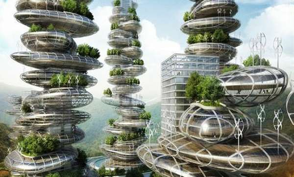 Multi-Story Urban Farms