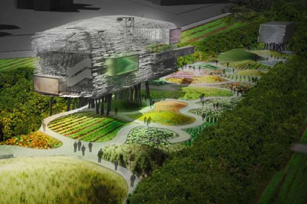 Internet-Inspired Agriculture