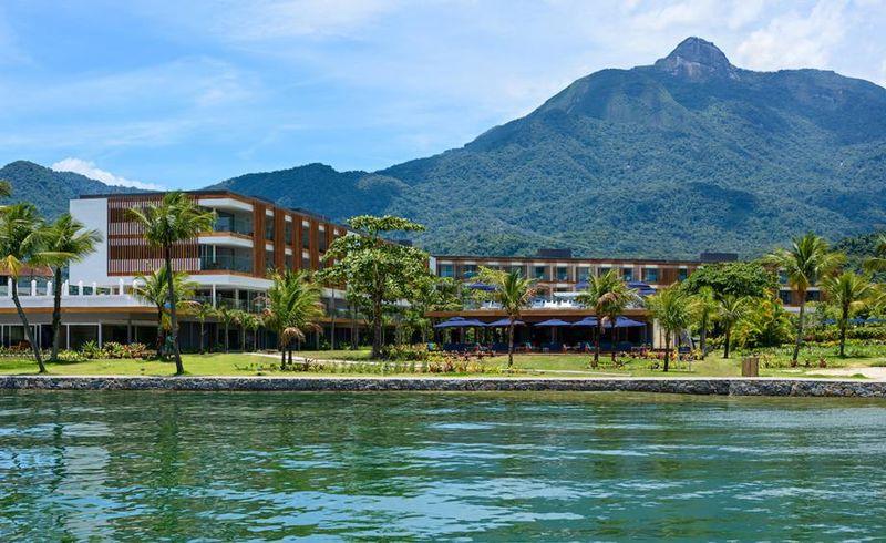 Elegant Brazilian Modern Resorts