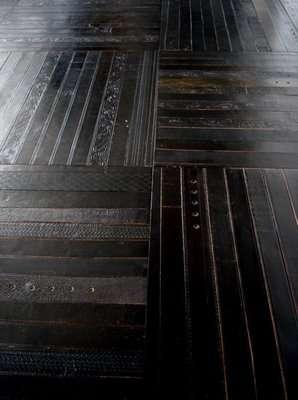 Fashion Accessories as Flooring