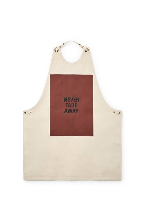 Luxury Understated Aprons