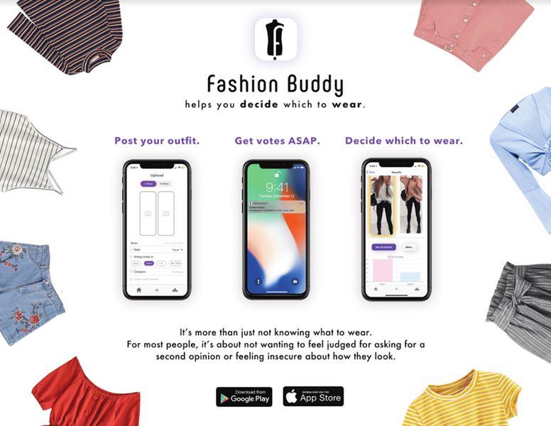 Crowdsourced Fashion Advice Apps