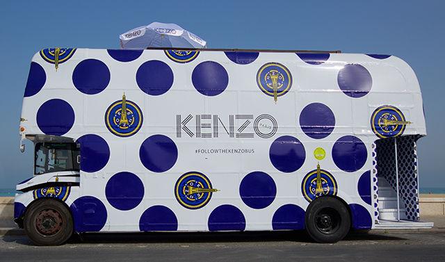 Mobile Bus Boutiques