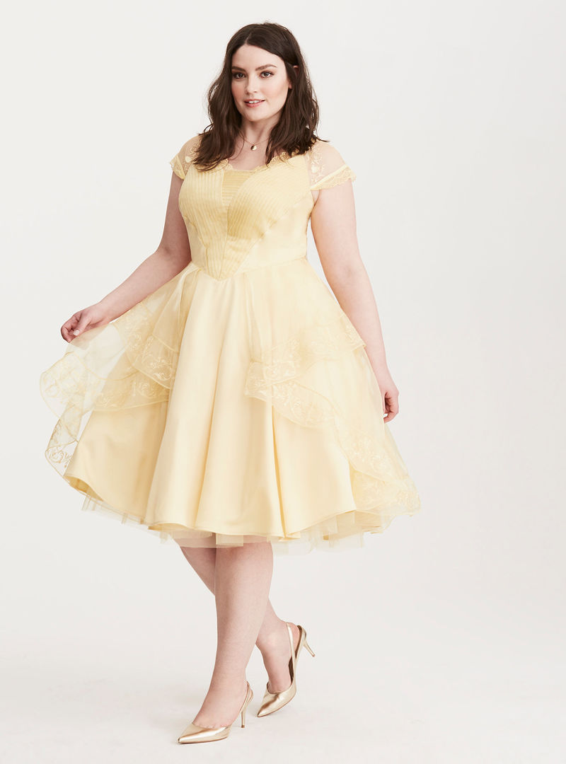 Plus-Size Disney Fashions