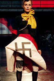 Nazi-Inspired Designers Blitz Runways