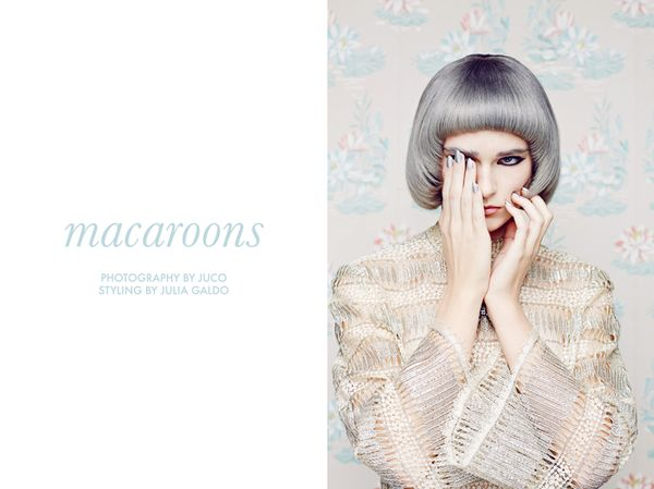 Whimsical Pastel Editorials