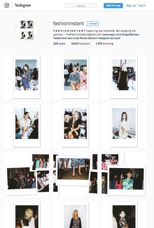 Candid Fashion Accounts