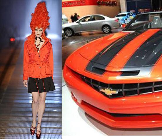 Fiery Fashion