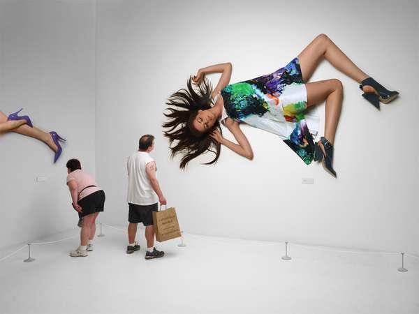 Fashion as Gallery Art