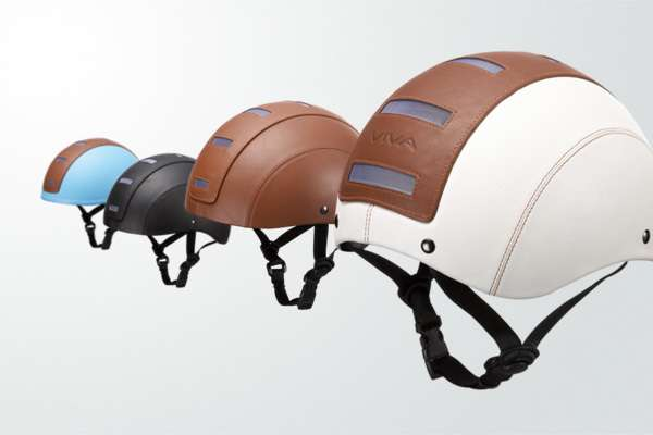 Fashionable Biking Helmets