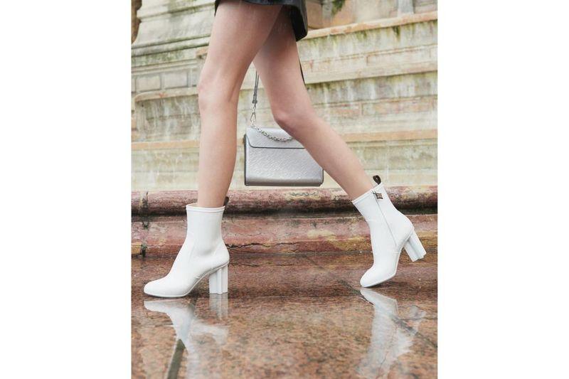 Incredibly Fashionable Rain Boots
