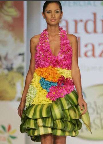 Fashion Made of Plants