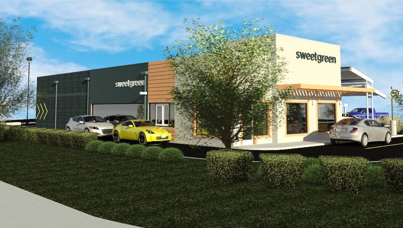 Drive-In Fast-Casual Restaurants
