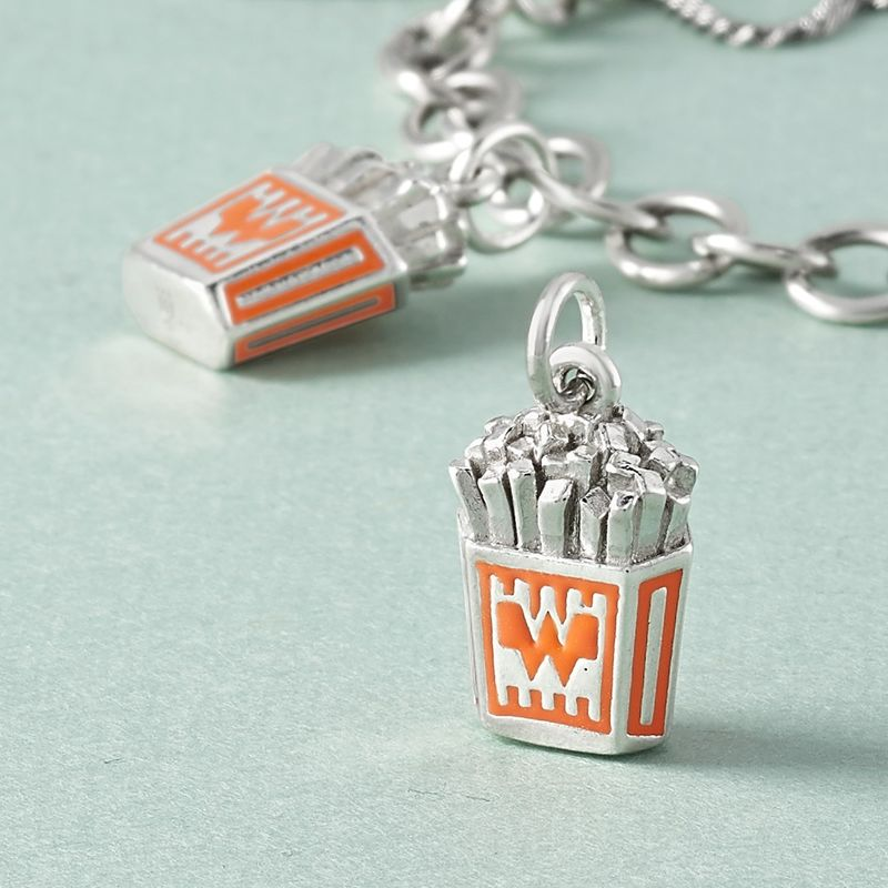 Luxe French Fry Charms