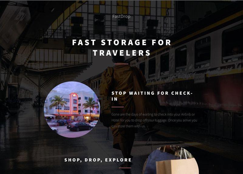 Traveler Luggage Storage Services