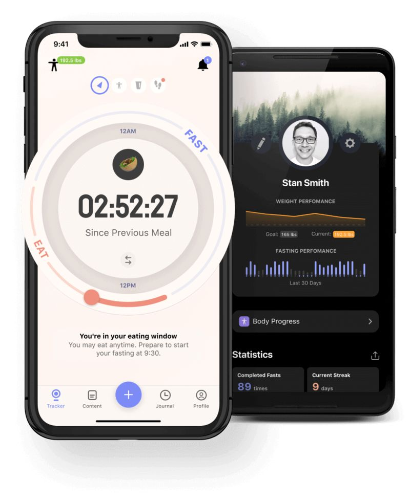 AI-Powered Fasting Apps