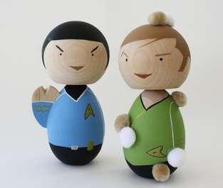 Handmade Nerderific Figurines