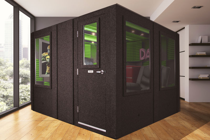Soundproof Isolation Pods