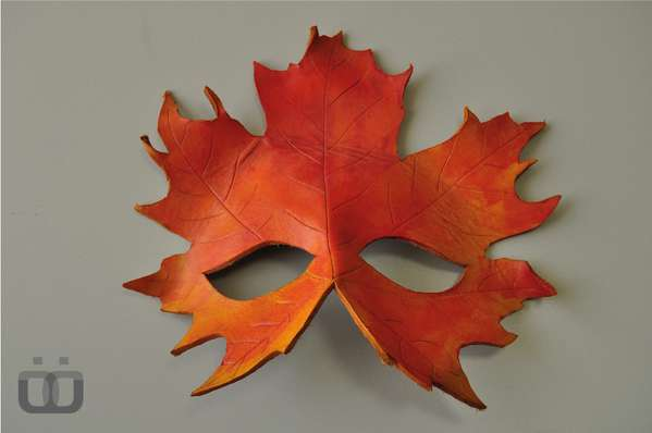 Fabulous Foliage Masks