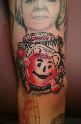Fatty Food Tattoos
