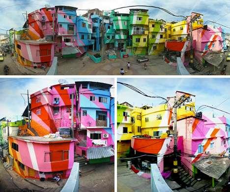 Rebranded Rainbow Neighborhoods