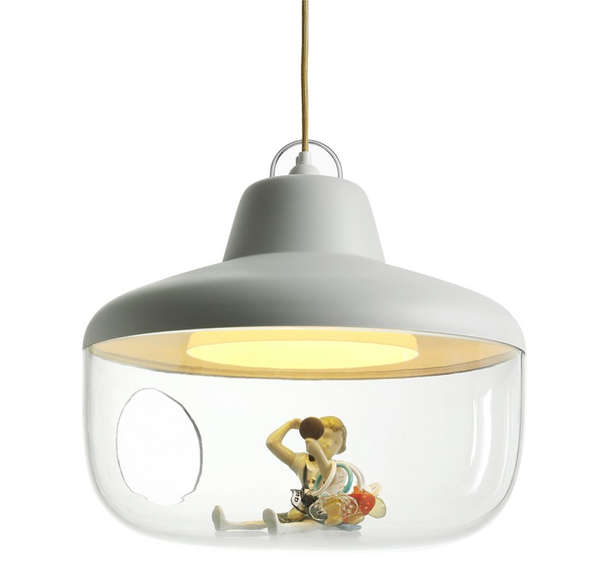 Figurine-Infused Fixtures