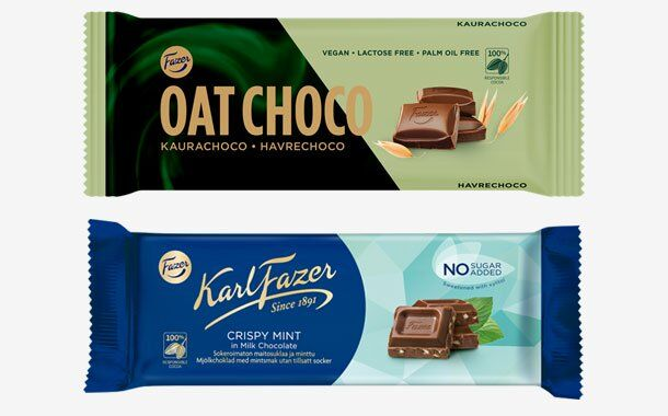 Health-Conscious Candy Bars