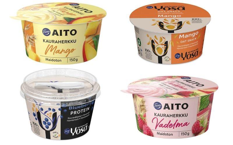Sustainably Packaged Vegan Snacks