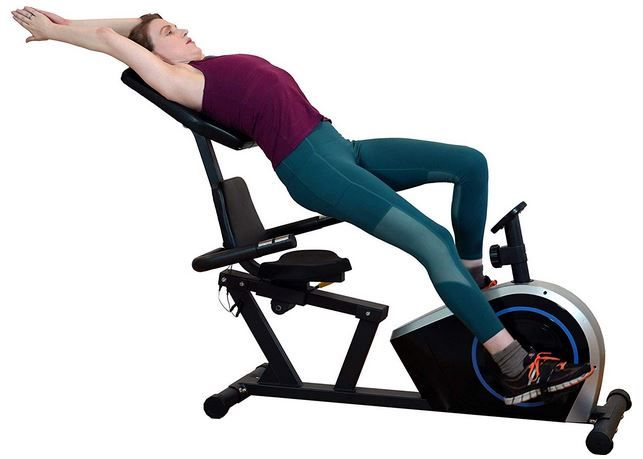 Back-Strengthening Stationary Bikes