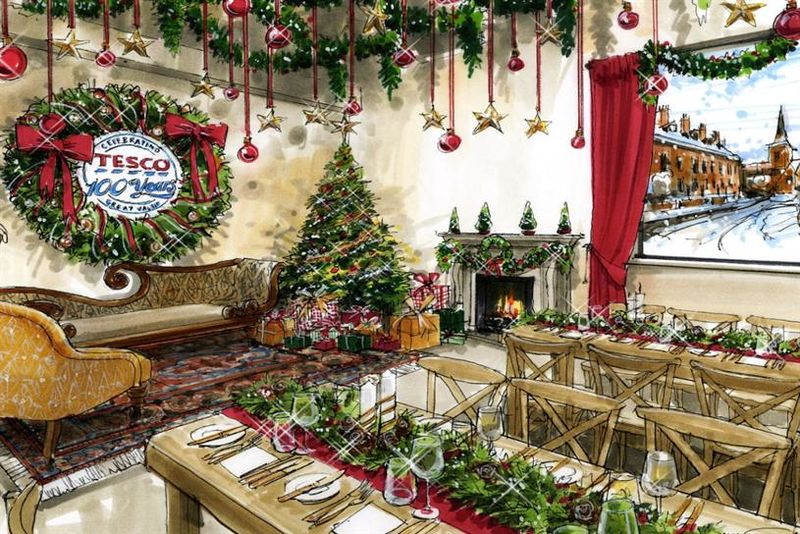 Time-Traveling Holiday Activations