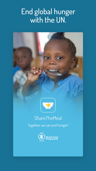 Charitable Meal-Sharing Apps
