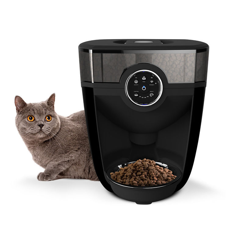 Wi-Fi-Enabled Cat Feeders