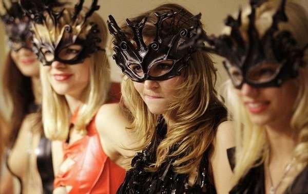 Fierce Masks