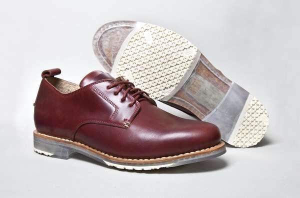 Gentlemanly Suave Footwear