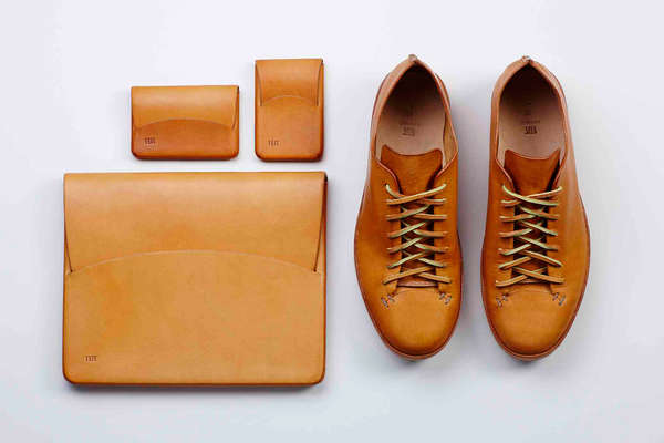 Luxury Sustainable Footwear