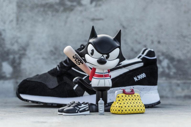 Famous Feline Sneaker Series