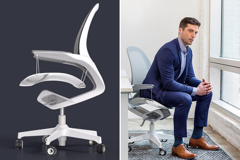 Micro Movement Office Chairs