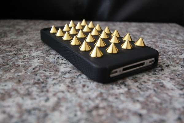 Seriously Studded iPhone Covers
